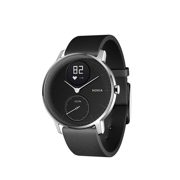 Nokia Steel Hr Smartwatch Smart Watch Fancy Watches Nokia