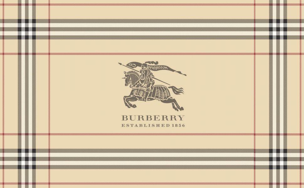 Burberry Logo Hd Wallpaper Burberry Wallpaper Burberry Top Brands Logo