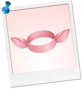 Olivia Party Hat Craft - Olivia the Pig Headband from Birthday in a ...