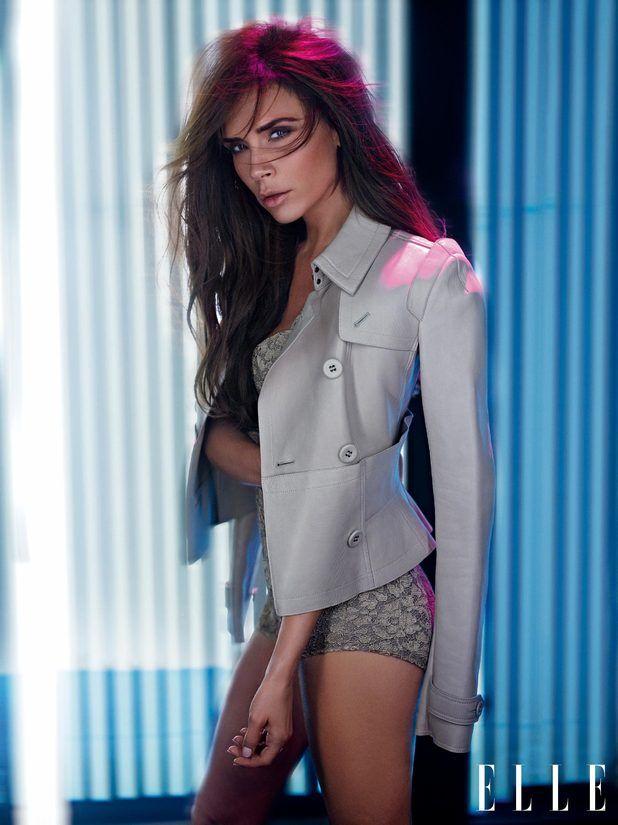 Victoria Beckham - Elle UK, March 20130