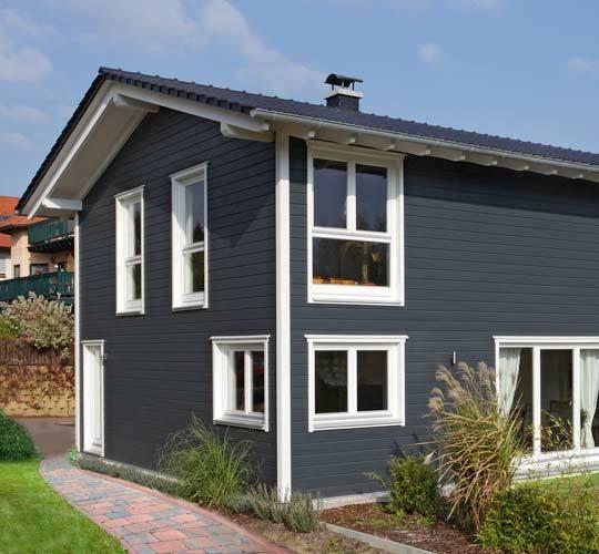 Holzhaus bauen Preise für ein Einfamilienhaus Holzhaus