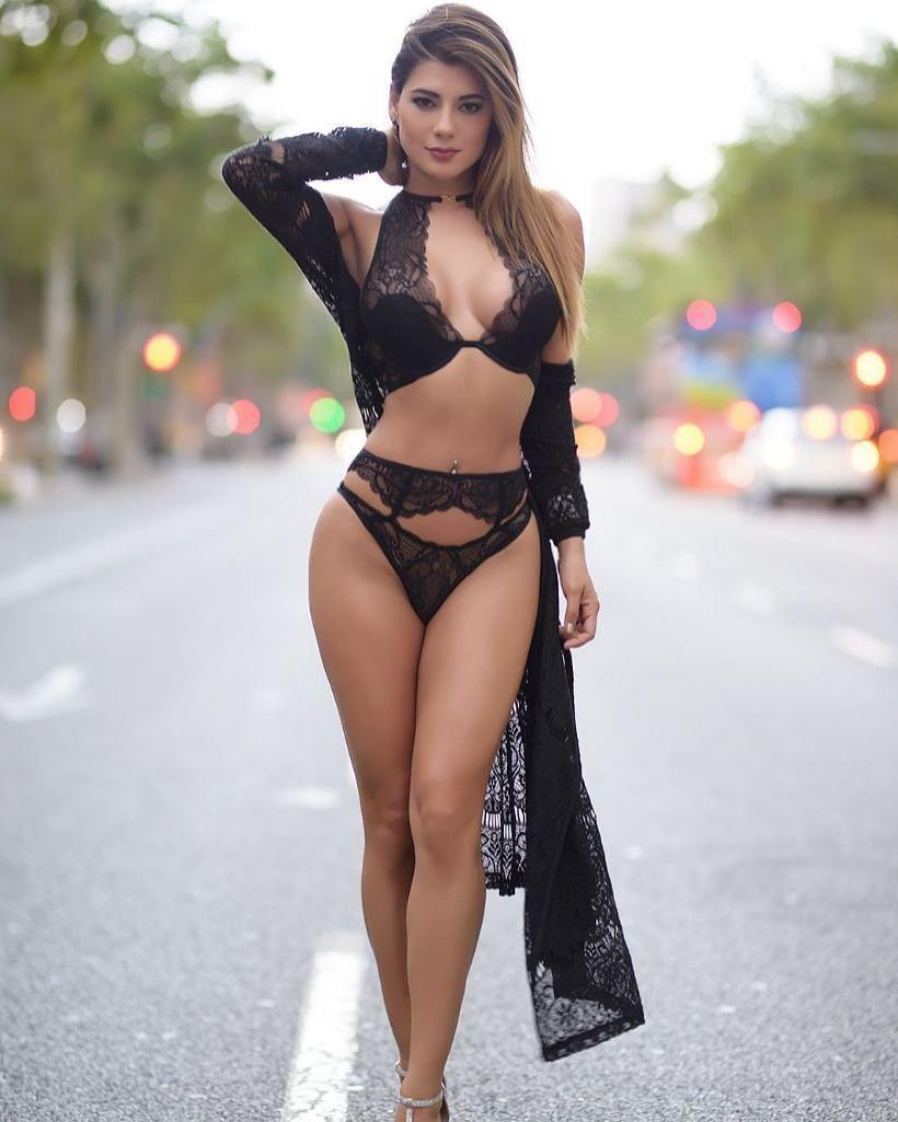 Sexy nylon fu?e