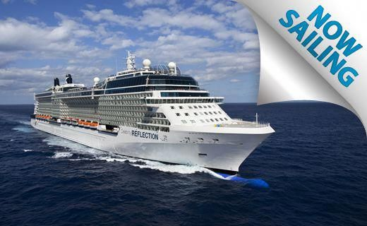 Celebrity Reflection - sister Ship to Celebrity Silhouette ...
