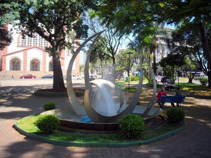 Praça Coronel Bertaso Chapecó - RK Motors