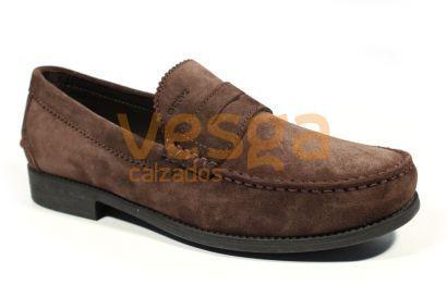 Colección Nuestra Zapatos Geox Hombres Damon Antifaz U24w6b Marron nYAxwpq0T