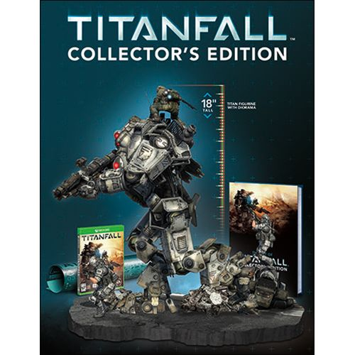 Xbox One Titanfall Edition Box Titanfall Collector's ...