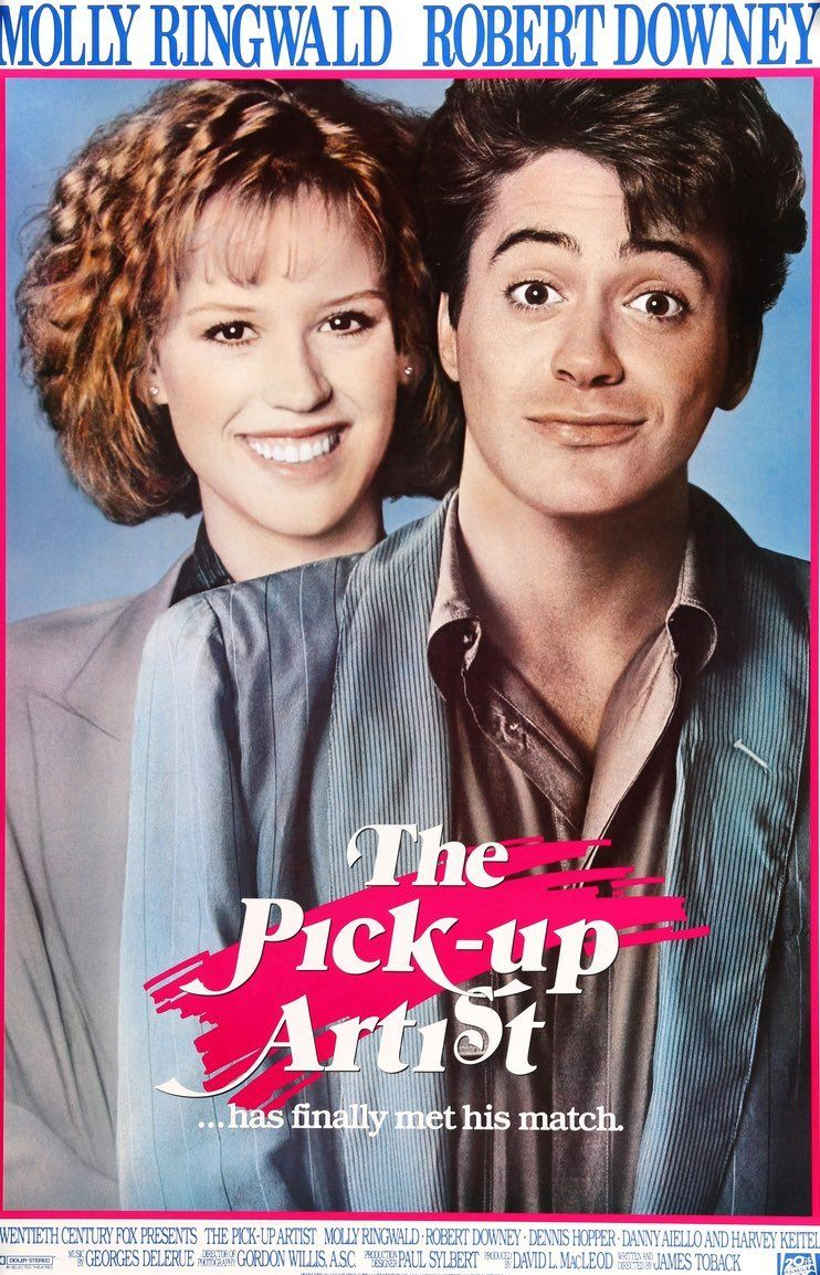 Pick Up Artist 1987 Posteres De Filmes Molly Ringwald E