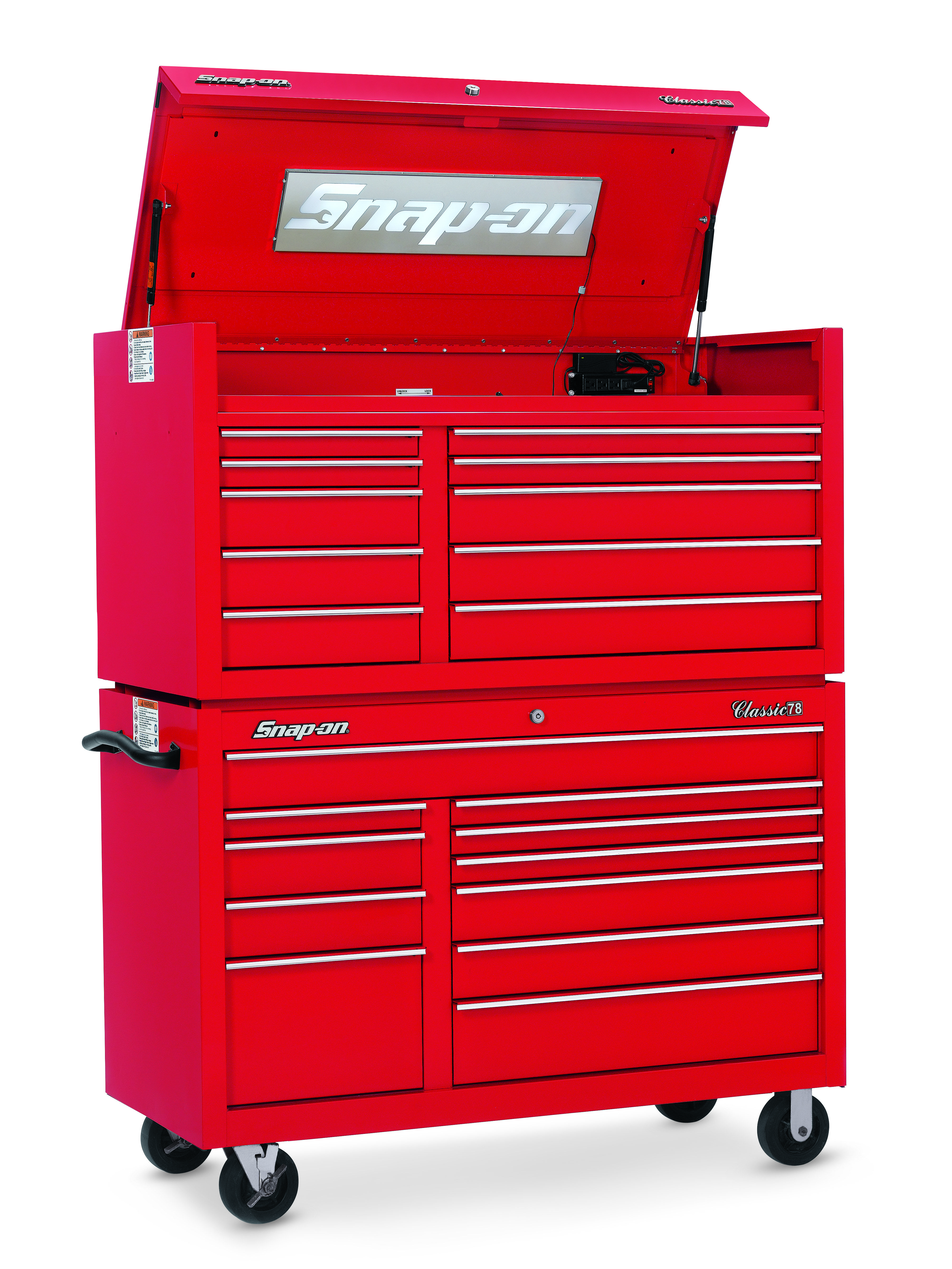 Snap On Tool Box Rollaway I Want One Someday