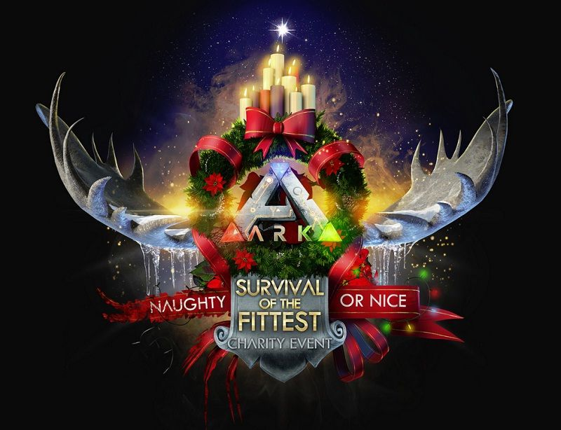 Ark Survival Evolved Christmas Event.Ark Survival Evolved Alienware Mod Contest Finalists