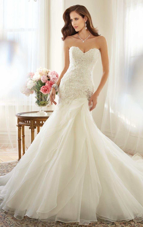 Sophia Tolli Y11563LS by Sophia Tolli   Wedding Ideas   Pinterest ...