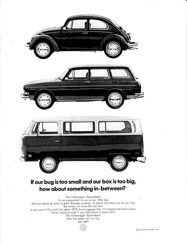 Amazon Vw Squareback Volkswagen Original