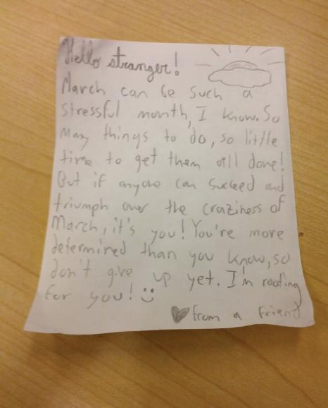 Love Letter Found Newfoundland Canada 3 16 14