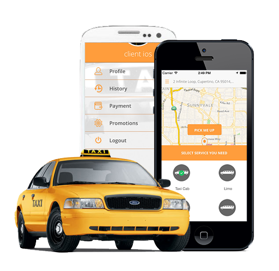 App India is best Taxi & Cab Booking Apps Development