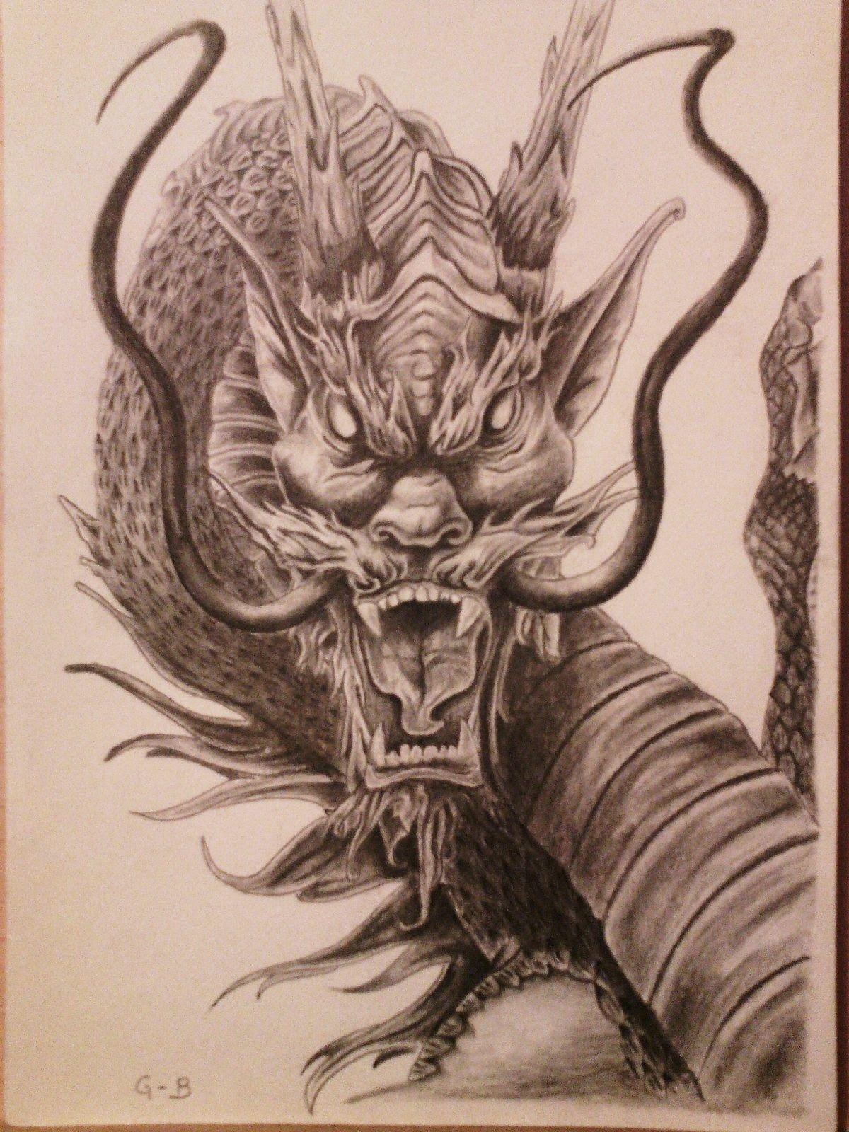 Cabezas De Dragones Para Tatuar pin de socrates caldas medina en dragones tattoo | diseños