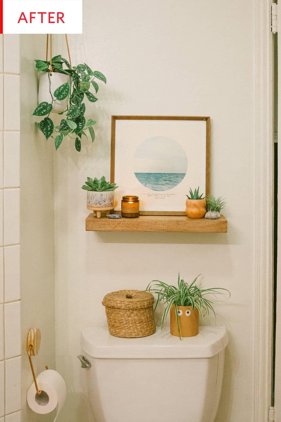 Diy Beach Decor For Bathroom