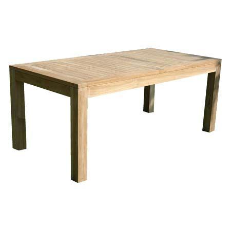 Teak Tisch \