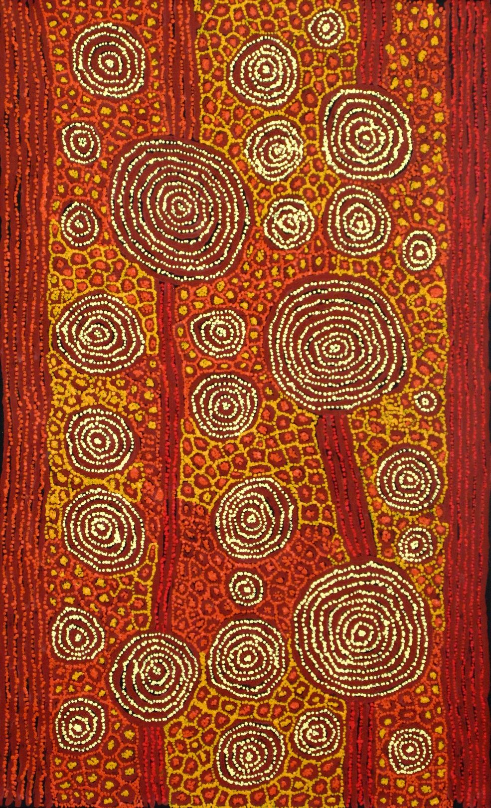 Aboriginal art aboriginal art for sale dreamtime art for Australian mural artists