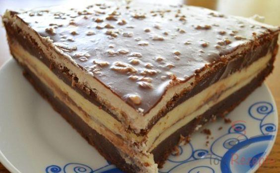 Kostliche Schoko Mascarpone Torte Rezept Kuchen Und Torten Einfacher Nachtisch Und Kuchen Ohne Backen