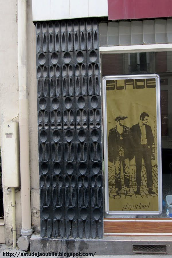 Paris - Revêtement mural - OCE