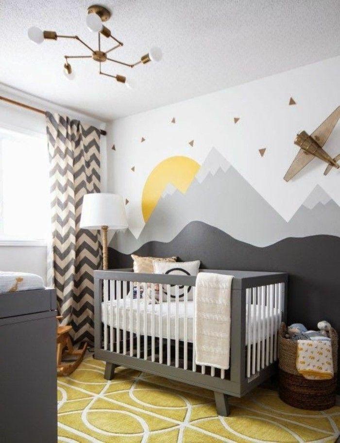 La chambre bébé mixte en 43 photos dintérieur