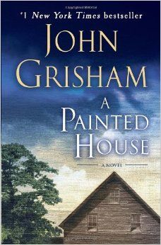 """I looked at her and tried to speak, but all I could think about was how shocked she'd be if I said what I was thinking.""  ― John Grisham, A Painted House #ReadMML"