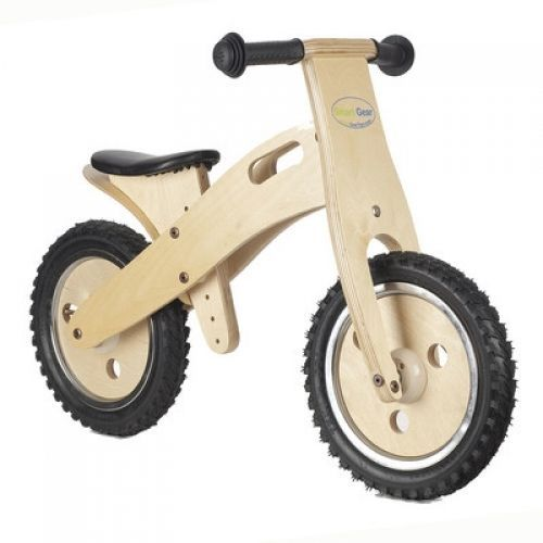 Bicycle Training Balance Wishbone Wooden Wood Bike For Toddler