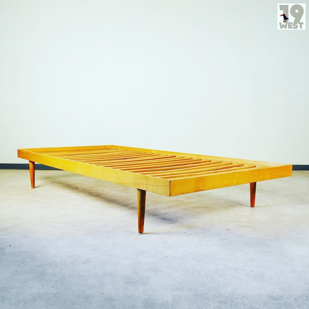 Sold to Düsseldorf: a modernist daybed from the 1950\'s. #19West ...