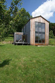 lowest budget neue h user unter euro x pinterest holzh uschen architektur und. Black Bedroom Furniture Sets. Home Design Ideas