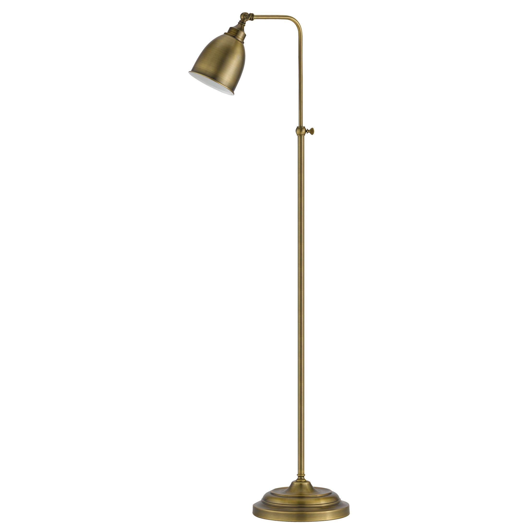 Cal Lighting Boylston Adjustable Floor Lamp
