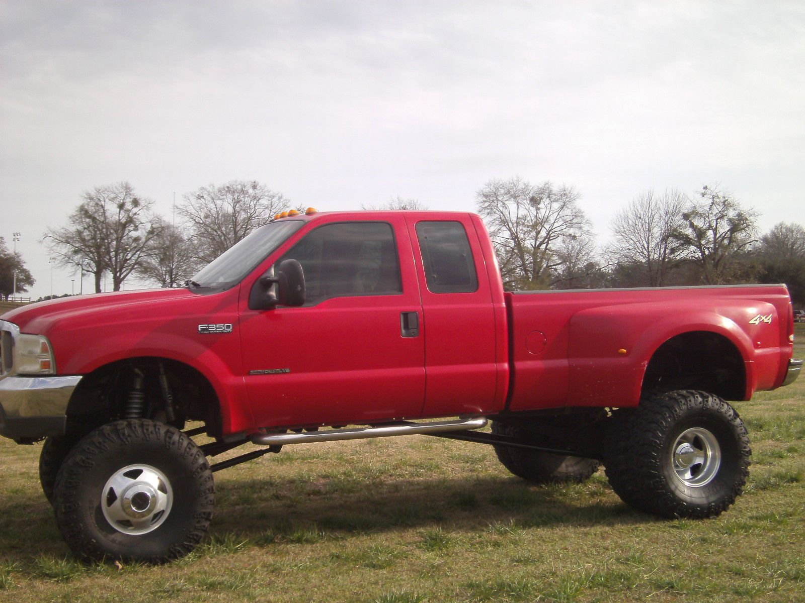 2000 ford f350 ext cab lariat dually 73 diesel