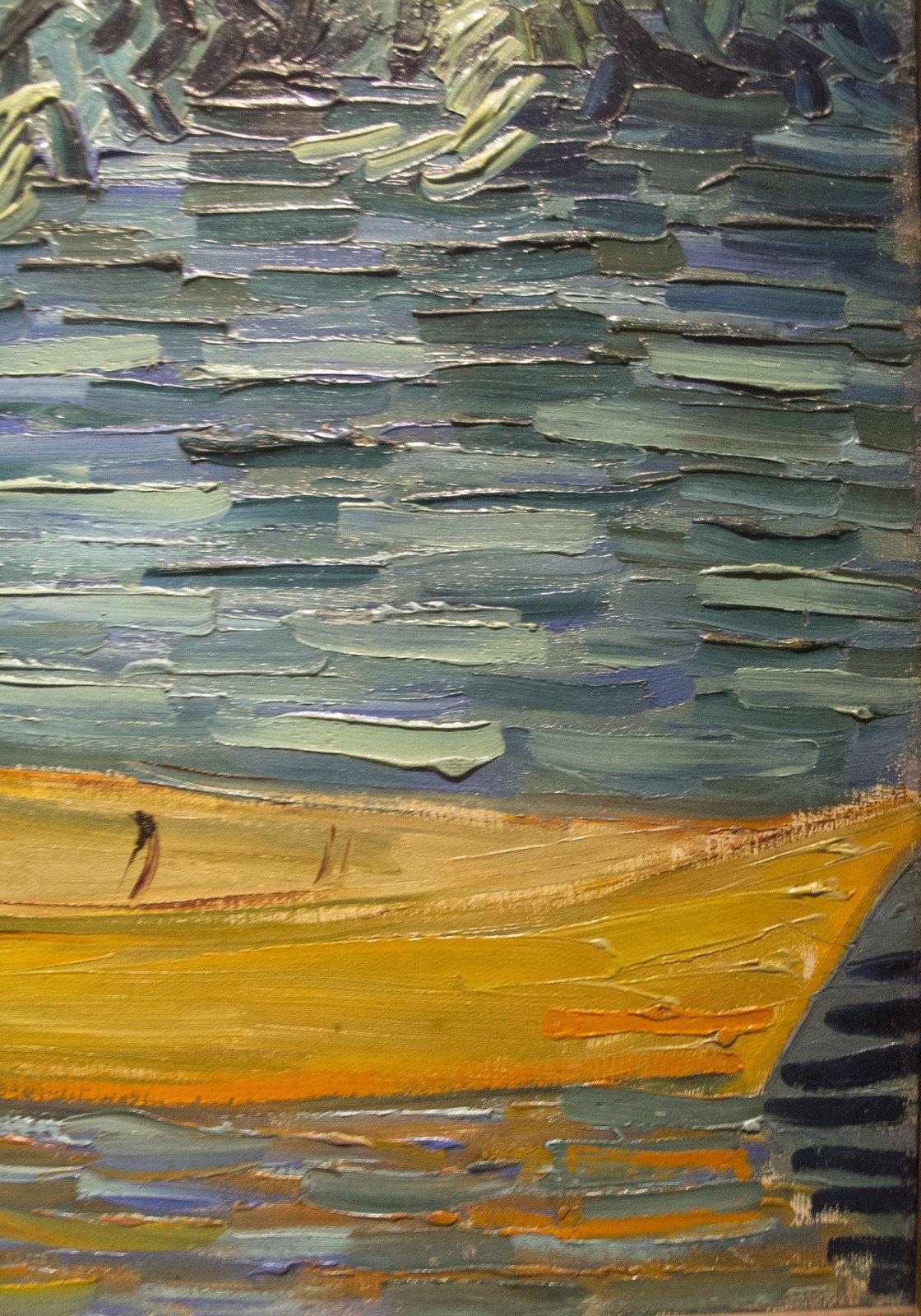 Van Gogh (detail)