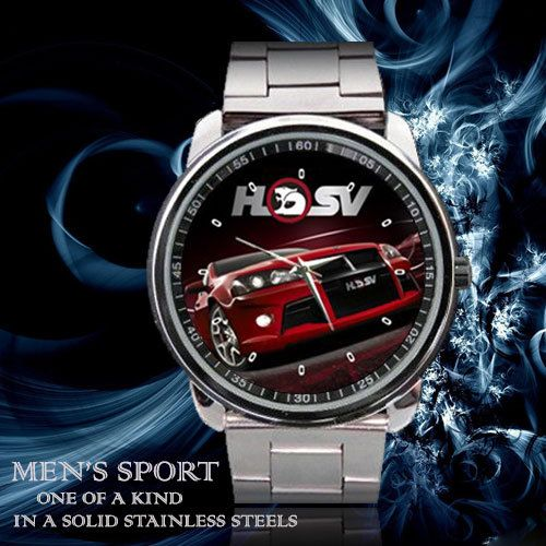 489b28b89a Hot Red Holden HSV GTS Sport Watch Rare by monradimail on Etsy, $13.50