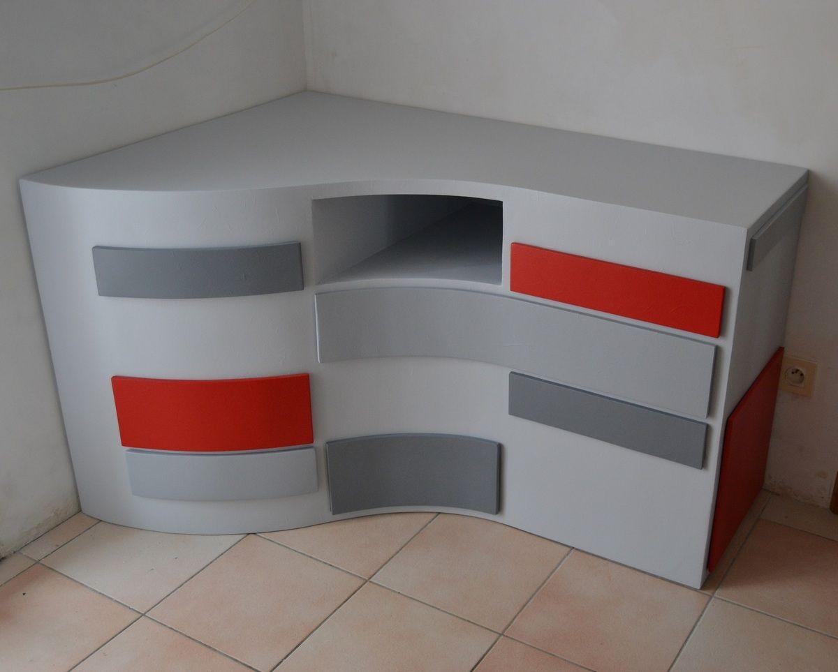 Meuble T L En Carton Sg Mobilier Carton Angers Pratik Ve  # Meuble Tv En Carton