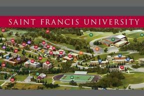 Saint Francis University Campus Map.Image Result For University Campus Map College