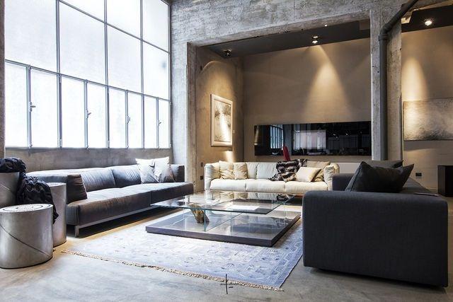 Grey home