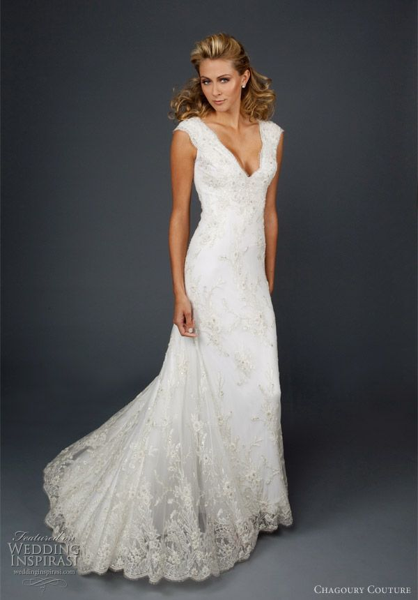Chagoury Couture Wedding Dresses