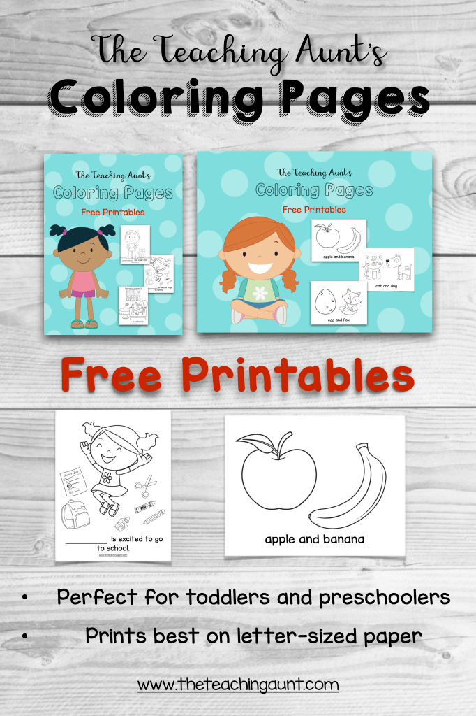 Benefits of Coloring Activity for Toddlers and Preschoolers | The ...