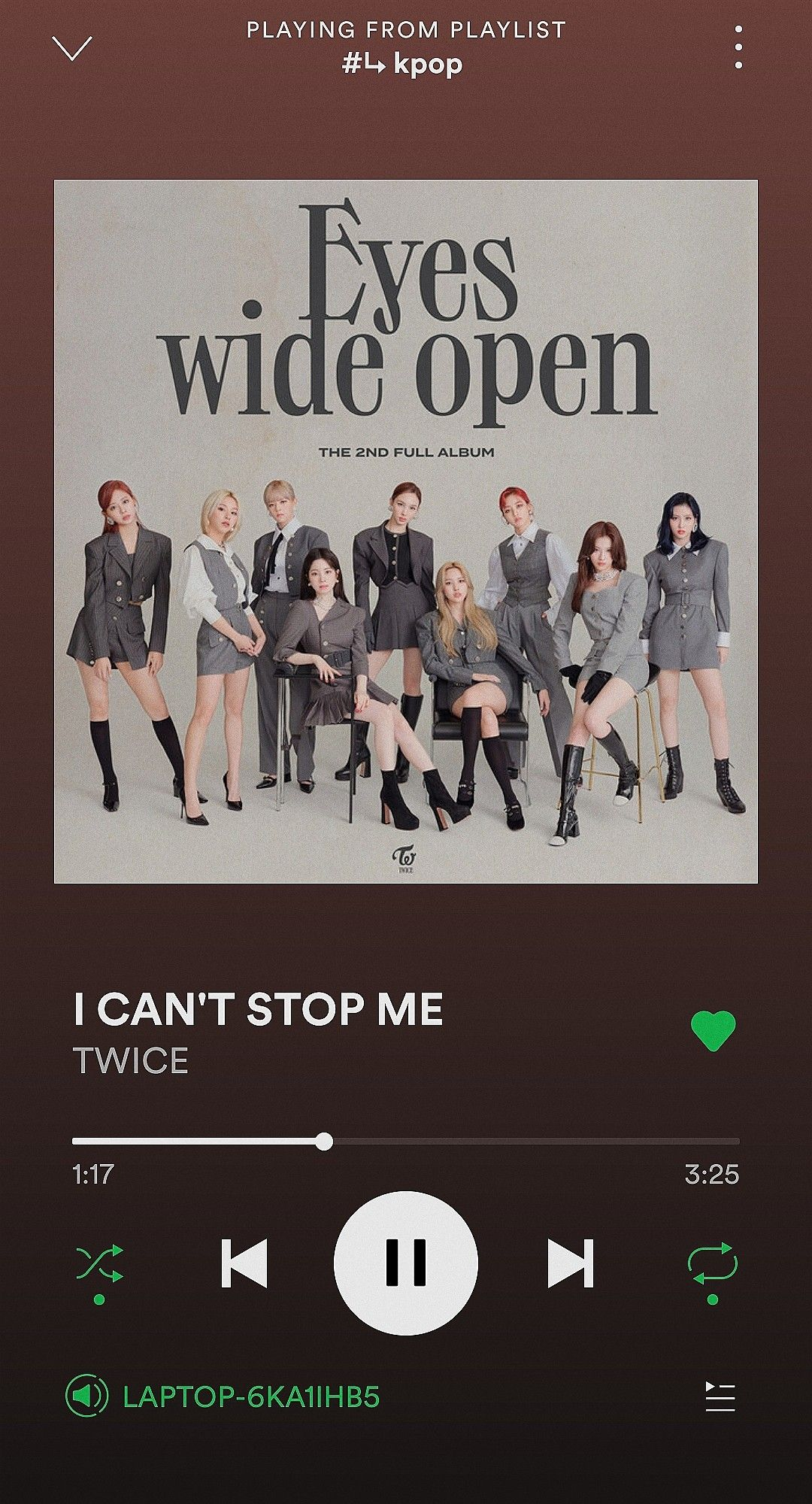 I can't stop me   twice in 20   Song lyrics wallpaper, Music ...