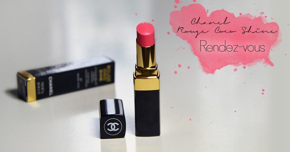 justblushme: [Superstition de Chanel] Chanel Rouge Coco Shine 87 'Rendez-Vous'