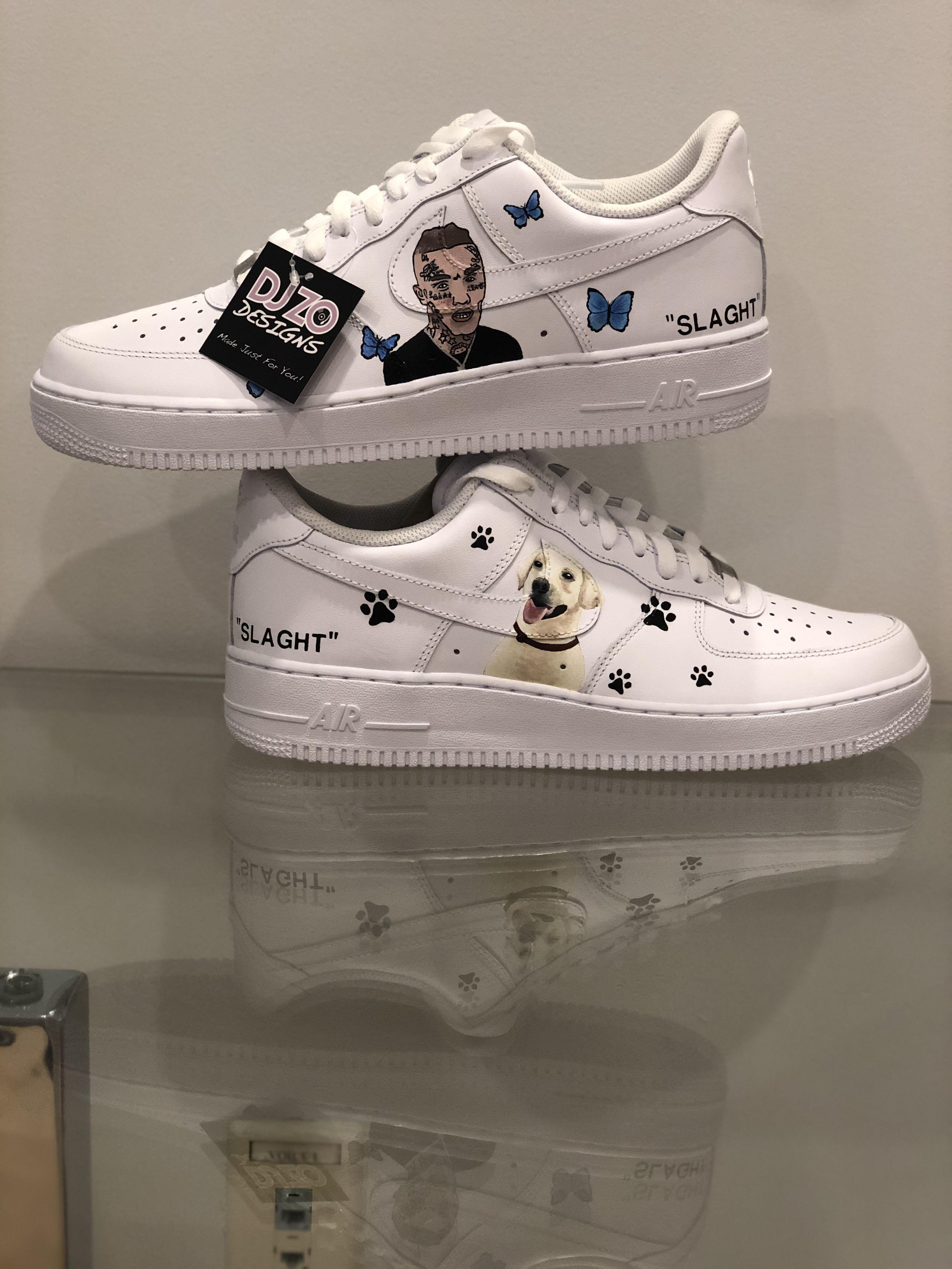 Sneakers, Custom shoes