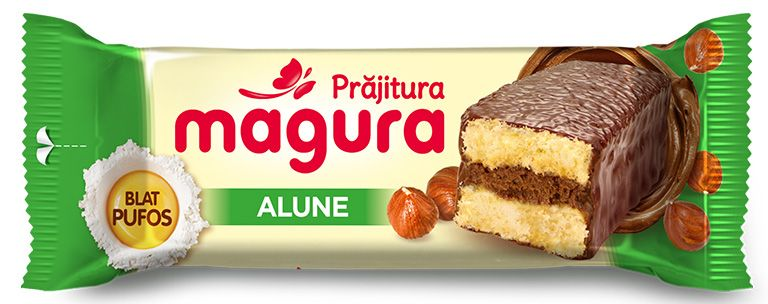 Magura - Prajitura alune | Sweets, Food, Cake