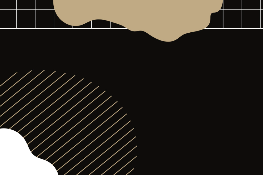 Retro Black Powerpoint Templates - Abstract, Arts, Black ...