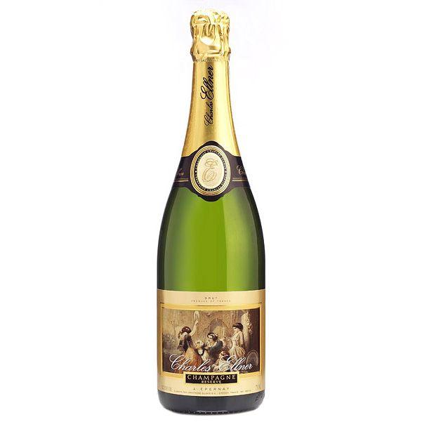 Charles Ellner Brut Champagne Reserve 12% 0,75L #wine