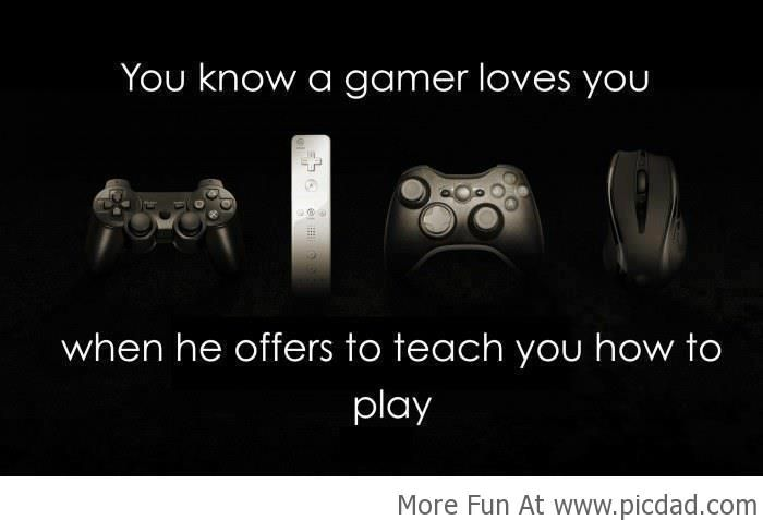 Gamer Love Gamer Quotes Gamer Couple Gamer