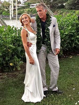 JFK's Nephew Christopher Kennedy Lawford (son of Patricia Kennedy and Peter Lawford) Marries Mercedes Miller in Hawaii