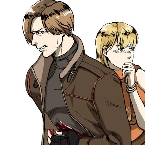 Resident Evil World | Resident evil leon, Resident evil anime, Resident evil 4 ashley