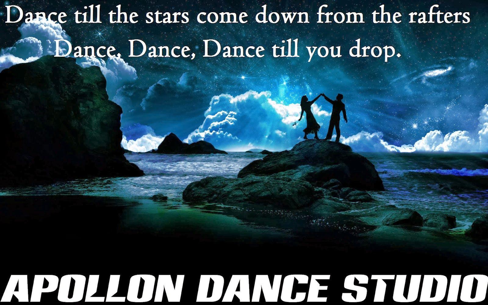 Honeymoon Dance In Ocean Night