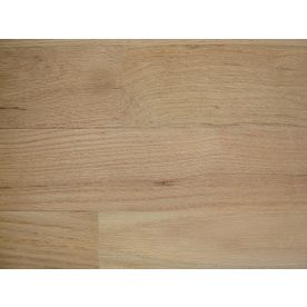 Bridgewell Resources 2 25 In W Unfinished Oak Hardwood Flooring Red Lowes