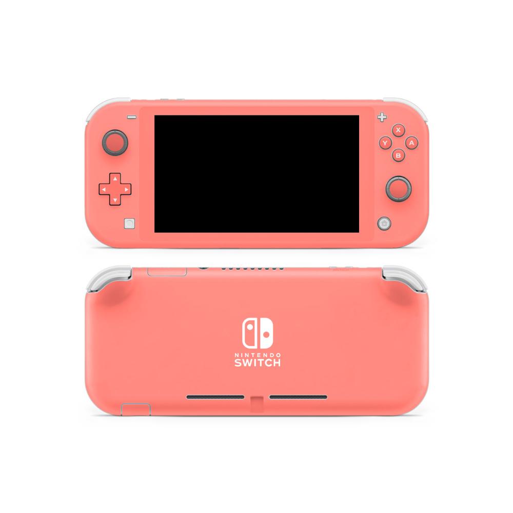 Tea Rose Switch Lite Skin Nintendo Switch Case Nintendo Switch Nintendo