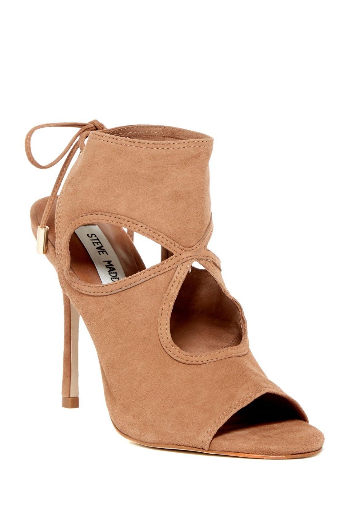 cf78394e643 Love these Natural Steve Madden Sharlit Lace Heel Sandals Кружева Каблуки